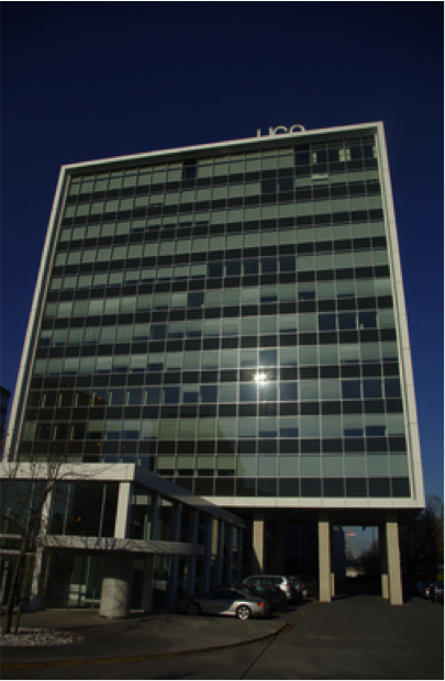 Bricsys headquarters, Ghent Belgium