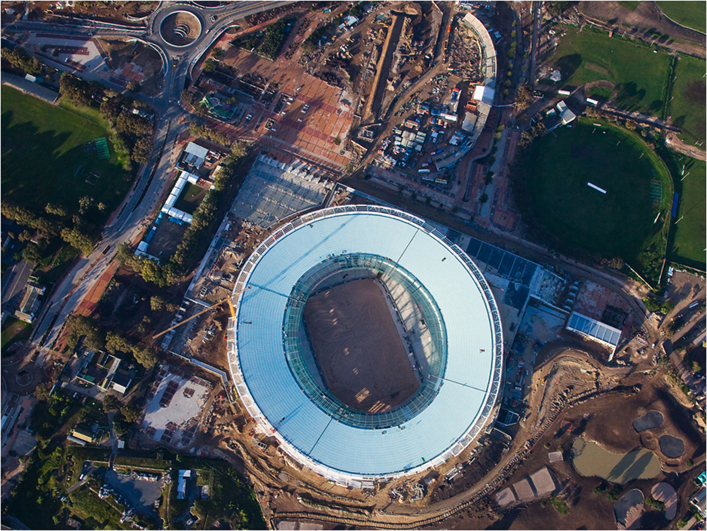 Civil Designer and AllyCAD were used extensively by large engineering consultancies involved in upgrading South Africa for the 2010 World Cup
